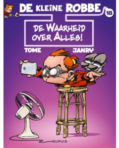 DE KLEINE ROBBE, DEEL 018 : DE WAARHEID OVER ALLES !
