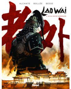 LAO WAI, DEEL 003 : DE VAL VAN HET ZOMERPALEIS