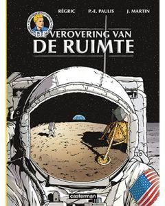 LEFRANC, DE REPORTAGES VAN: RUIMTE RACE : DE VEROVERING VAN DE RUIMTE