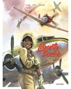 LIBERTY BESSY, DEEL 001 : DE PILOOT VAN ALABAMA