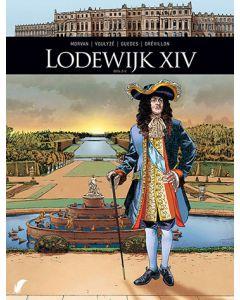 ZIJ SCHREVEN GESCHIEDENIS, LODEWIJK XIV, DEEL 002