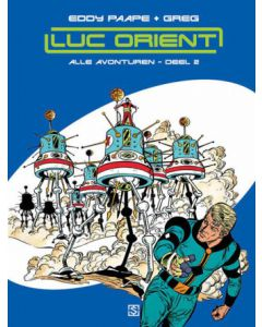 LUC ORIENT, INTEGRAAL LUXE BAND 002