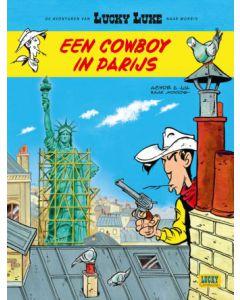 LUCKY LUKE, NIEUWE AVONTUREN VAN, DEEL 008 : EEN COWBOY IN PARIJS
