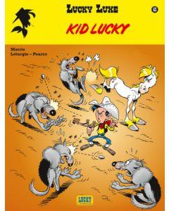LUCKY LUKE NIEUW LOOK, DEEL 065 : KID LUCKY
