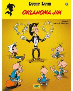 LUCKY LUKE, NIEUW LOOK DEEL 069 : OKLAHOMA JIM