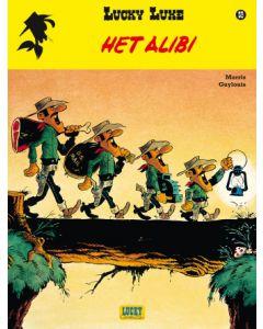 LUCKY LUKE, NIEUW LOOK DEEL 059 : HET ALIBI