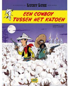 LUCKY LUKE, DE NIEUWE AVONTUREN VAN, DEEL 009 : EEN COWBOY TUSSEN HET KATOEN