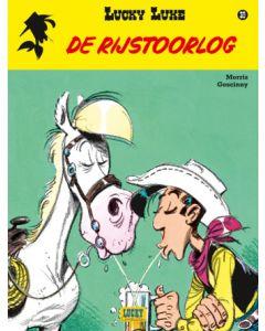 LUCKY LUKE NIEUW LOOK, DEEL 039 : DE RIJSTOORLOG