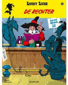 LUCKY LUKE, NIEUW LOOK DEEL 013 : DE RECHTER