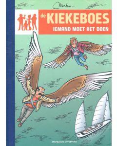 DE KIEKEBOES SUPER LUXE, DEEL 154 : IEMAND MOET HET DOEN