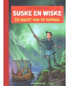 SUSKE EN WISKE LUXE, DEEL 350 : DE NACHT VAN DE NARWAL