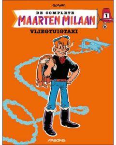 DE COMPLETE MAARTEN MILAAN, LUXE INTEGRAAL DEEL 001 : VLIEGTUIGTAXI