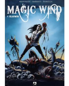 MAGIC WIND, DEEL 002 : KLAUWEN