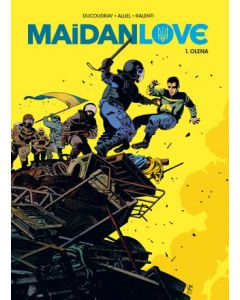 MAIDAN LOVE, DEEL 001 : OLENA