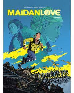 MAIDAN LOVE, DEEL 002 : IVANNA