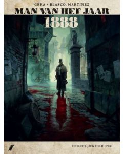 DE MAN VAN HET JAAR, DEEL 013 : 1888 - DE ECHTE JACK THE RIPPER