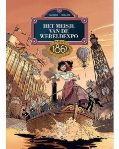 HET MEISJE VAN DE WERELD EXPO, DEEL 002 : PARIJS 1867