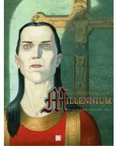 MILLENNIUM, HC DEEL 005 : DE SCHADUW VAN DE ANTI-CHRIST