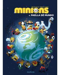 THE MINIONS, DEEL 004 : PAELLA DÉ MUNDO