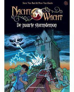 NACHTWACHT, DEEL 002 : DE ZWARTE STORMDEMON