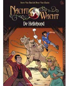 NACHTWACHT, DEEL 004 :  DE HELLEHOND
