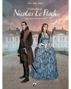 NICOLAS LE FLOCH, DEEL 002 : DE MAN MET ZIJN BUIK VOL LOOD