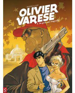 OLIVIER VARESE, DEEL 004 : DE GEUR VAN MAGNOLIA