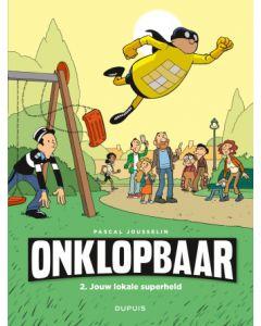 ONKLOPBAAR, DEEL 002 : JOUW LOKALE SUPERHELD