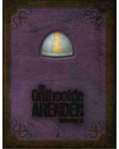 DE ONTHOOFDE ARENDEN, BUNDEL 13