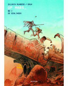 OP MARS, DEEL 002 : DE EENLINGEN