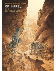 OP MARS, DEEL 001 :  EEN NIEUWE WERELD