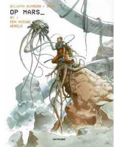OP MARS, LUXE DEEL 001 :  EEN NIEUWE WERELD