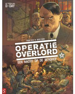 OPERATIE OVERLORD, DEEL 006 : EEN NACHT OP DE BERGHOF