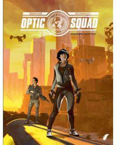 OPTIC SQUAD, DEEL 001 : MISSION SEATTLE