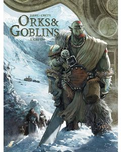 ORKS & GOBLINS,  DEEL 003 : GRI'IM