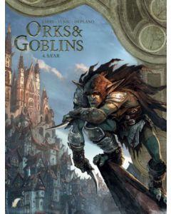 ORKS & GOBLINS, DEEL 004 : SA'AR