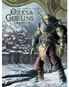 ORKS & GOBLINS, DEEL 005 : DE SCHURK