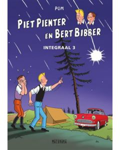 PIET PIENTER EN BERT BIBBER INTEGRAAL DEEL 3