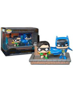 FUNKO POP ! NR. 281 : BATMAN AND ROBIN - 80 JAAR BATMAN