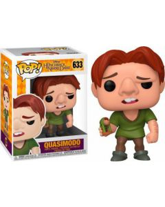 POP ! THE HUNSBACK NOTRE DAME - QUASIMODO  ITEM : 633