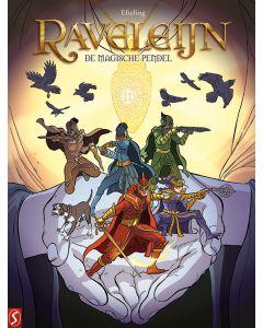 RAVELEIJN, DEEL 001 : DE MAGISCHE PENDEL LIMITED EDITION