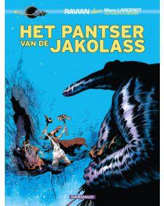 RAVIAN DOOR......MARNU LARCENET, DEEL  002, : HET PANTSER VAN DE JAKOLASS