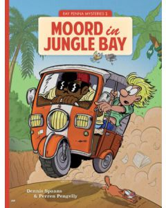RAY PENNA MYSTERIES, DEEL 001 : MOORD IN JUNGLE BAY