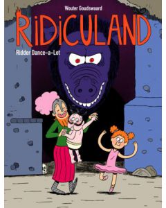RIDICULAND, DEEL 002 : RIDDER DANCE-A-LOT