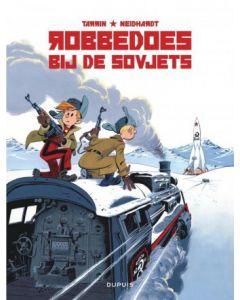 ROBBEDOES ONE SHOT, DEEL 016 : ROBBEDOES BIJ DE SOVJETS