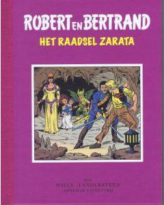 ROBERT EN BERTRAND, DEEL 036 : HET RAADSEL ZARATA