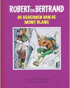 ROBERT EN BERTRAND, DEEL 037 : DE GEHEIMEN VAN DE MONT BLANC