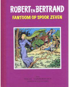 ROBERT EN BERTRAND, DEEL 039 : FANTOOM OP SPOOR ZEVEN