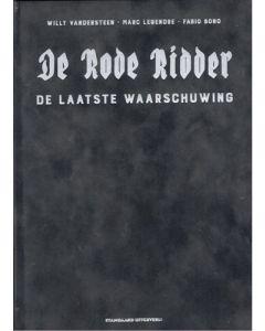 DE RODE RIDDER SUPERLUXE DEEL 262 : DE LAATSTE WAARSCHUWING