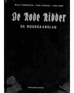 DE RODE RIDDER, SUPER LUXE DEEL 265 : DE MOORDAANSLAG